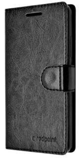 Pouzdro na mobil flipové FIXED FIT pro Huawei P9 Lite černé