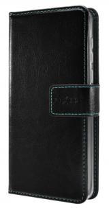 Pouzdro na mobil flipové FIXED Opus pro Honor 10 Lite černé