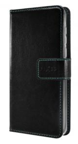 Pouzdro na mobil flipové FIXED Opus pro Huawei Nova Smart černé