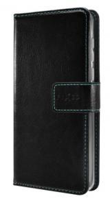 Pouzdro na mobil flipové FIXED Opus pro Samsung Galaxy S8  černé