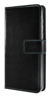 Pouzdro na mobil flipové FIXED Opus pro Xiaomi Mi A2 Lite černé