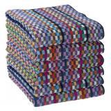 Pracovní ručník pestrobarevný - FROTÉ 50x90 cm
