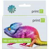 PRINT IT Multipack T715 2xBk/C/M/Y pro tiskárny Epson