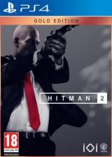 PS4 - ESP: Hitman 2 Gold , 5051892216524