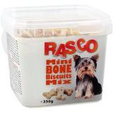 RASCO Sušenky Rasco mikro kost mix 2cm 350g