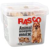 RASCO Sušenky Rasco zvířátka mix 5cm 350g