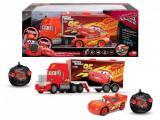 RC Cars 3 Turbo Mack Truck 46 cm, 3kan   Blesk McQueen 1:24, 2kan