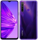 realme 5, 4GB/128GB, Crystal Purple