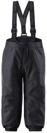 Reima dětské zimní kalhoty Hetta 80 černá