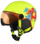 Relax Dětská - Junior Lyžařská helma Twister Visor RH27B XS