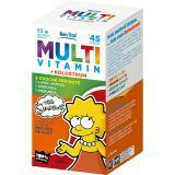 REVITAL The Simpsons Multivitamin   kolostrum 45 tablet