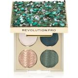 Revolution PRO Ultimate Eye Look paletka očních stínů odstín So Jaded 3,2 g