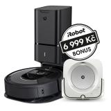 Robotický vysavač iRobot Roomba i7  / Braava jet m6 černý/bílý