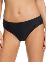 Roxy Dámské plavkové kalhotky Golden Breeze Full Bottom Anthracite ERJX403896-KVJ0 XL