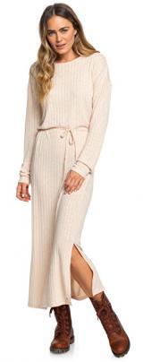 Roxy Dámské šaty The Winter Dress Metro Heather ERJKD03269-TENH S