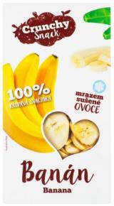 ROYAL PHARMA® Banány sušené mrazem 20g,ROYAL PHARMA® Banány sušené mrazem 20g