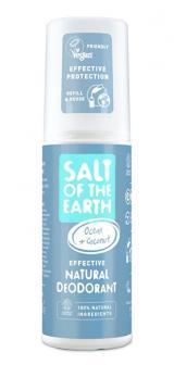 Salt Of The Earth Přírodní minerální deodorant ve spreji Ocean Coconut  100 ml