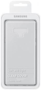 Samsung Clear Cover Galaxy S9, čirý EF-QN960TTEGWW - zánovní