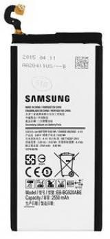 Samsung EB-BG920ABE Baterie Li-Ion 2 550 mAh  GH43-04413B