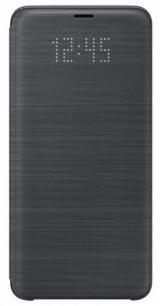 Samsung EF-NG965PB LED View Cover Galaxy S9 ,Black