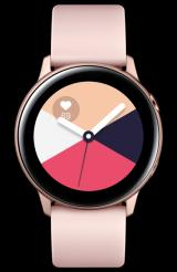 Samsung Galaxy Watch Active, Růžovo-Zlatá