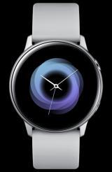 Samsung Galaxy Watch Active, Stříbrná