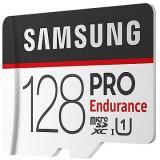 Samsung micro SDXC 128GB PRO Endurance   SD adaptér