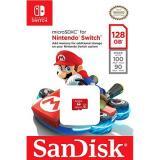 SanDisk MicroSDXC 128GB Nintendo Switch A1 UHS-I