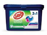 SAVO prací kapsle na barevné i bílé prádlo 45w