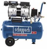 Scheppach HC 24 Si Bezolejový kompresor 8 bar / 24 l