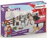 Schleich Adventní Kalendář 2019 - Koně