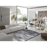 Šedý koberec vhodný i na ven Universal Norah Duro, 140 x 200 cm