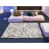 Šedý koberec vhodný i na ven Universal Norah Grisso, 140 x 200 cm