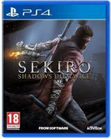 Sekiro: Shadows Die Twice PS4 , 5030917250378