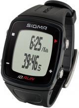 Sigma Sporttester iD.RUN černá