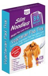 Slim Lunchbox Vegetarianské Pad Thai noodles 250g,Slim Lunchbox Vegetarianské Pad Thai noodles 250g