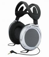 Sluchátka Koss UR 40  černá/stříbrná