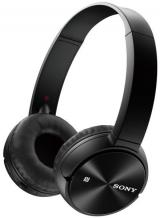 Sluchátka Sony MDR-ZX330BT černá