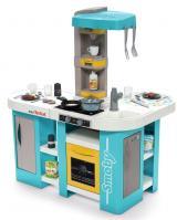 Smoby Kuchyňka Studio Tefal XL Bubble modro-žlutá elektronická