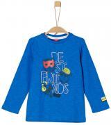 s.Oliver chlapecké tričko 116 - 122 modrá