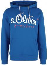 s.Oliver Pánská mikina 13.002.41.4959.5538 Blue XL