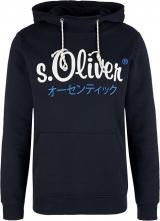 s.Oliver Pánská mikina 13.002.41.4959.5990 Dark Blue M