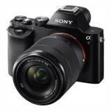 Sony Alpha 7   FE 28-70 OSS černý