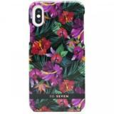 SoSeven Hawai Case Tropical Kryt iPhone X/XS černý