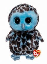 Sovička Yago, plyšová figurka z kolekce TY Beanie Boos. 15 cm. Pro děti od 3 let. Figurka