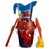 Spiderman s konvičkou