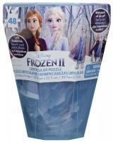 Spin Master Frozen 2 Puzzle 48 dílků - rozbaleno