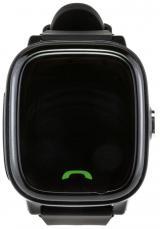 Sponge See 2, dětské hodinky s GPS, černé - rozbaleno