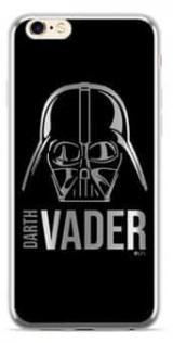 Star Wars Darth Vader Luxury Chrome 010 Kryt pro iPhone 6 / 6S / 7 / 8 Plus Silver, SWPCVAD3088 - rozbaleno