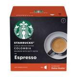 Starbucks MEDIUM ESPRESSO COLOMBIA 12Caps
